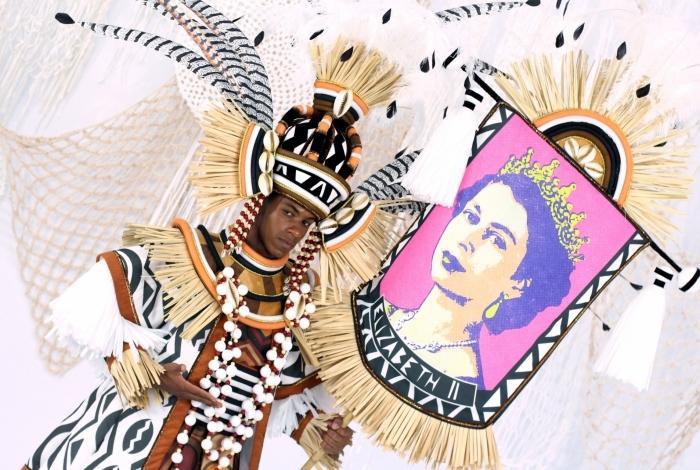 Grande Rio apresenta fantasias para o Carnaval 2020