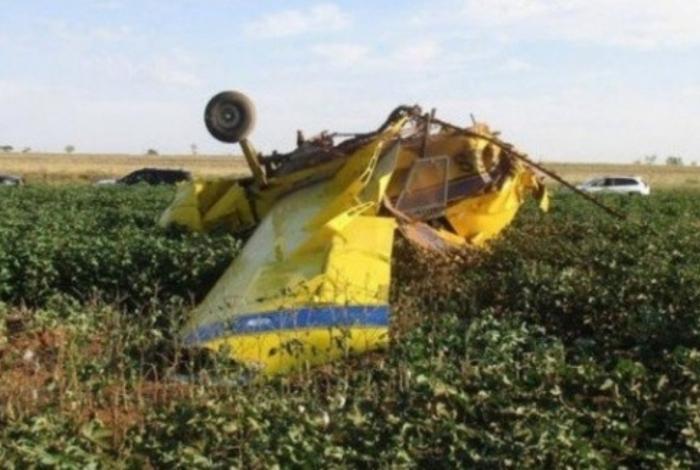 No Texas, chá de de bebê terminou com avião caindo