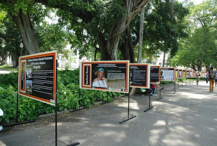 Exposição 'Ilustres e Anônimos' vai acontecer no TopShopping, em Nova iguaçu, até o próximo dia 30