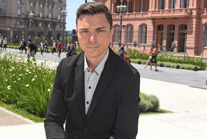Diego, filho de Marcelo Rezende, é o novo contratado da CNN Brasil