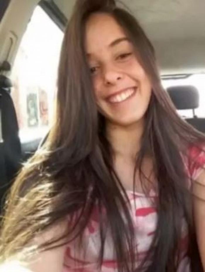 Corpo de Vitória do Nascimento, de 18 anos, foi encontrado nesta terça-feira