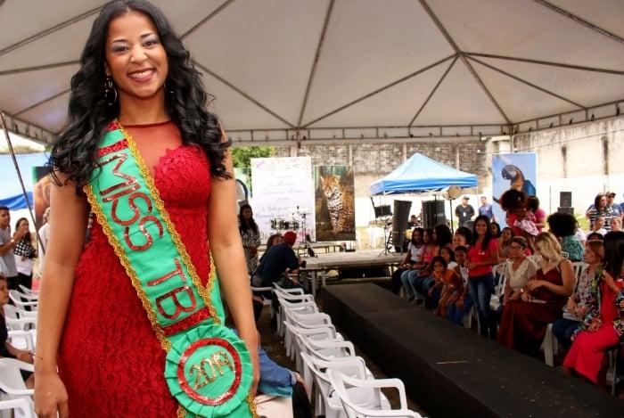 Jenifer Oliveira foi a vencedora do 14° Garota Talavera Bruce