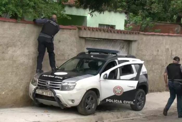 Operação da Civil mira milícia de Itaguaí que é ligada a Ecko