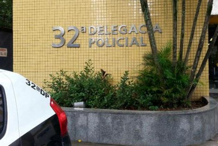 Criminoso foi encaminhado a 32ª DP (Taquara), onde responderá pelos crimes