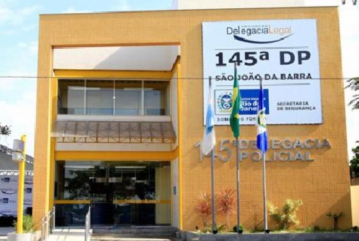 As investigações estão em andamento na 145ª DP (São João da Barra), para apurar os fatos