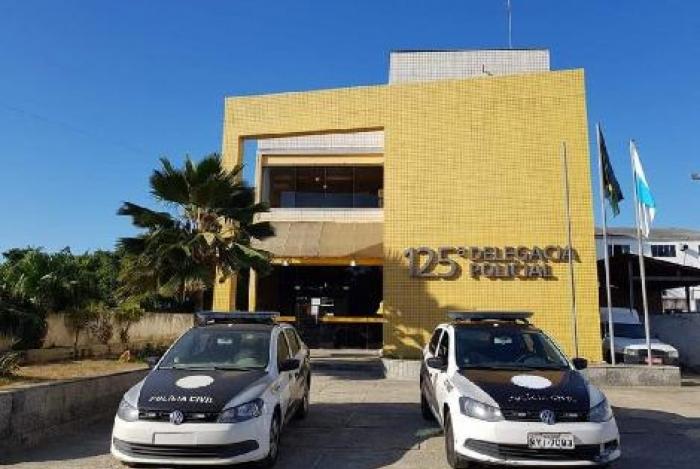 O criminoso foi encaminhado a 125ª DP (São Pedro da Aldeia), onde responderá pelos crimes