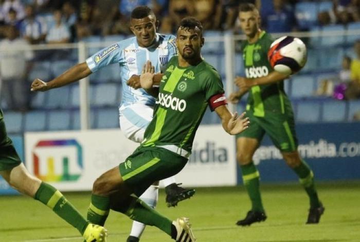 Chapecoense e Avaí podem ser rebaixados do Campeonato Brasileiro na 34ª rodada