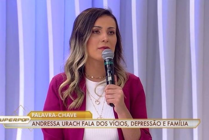 Andressa Urach diz que já fez sexo com mais de dois mil homens