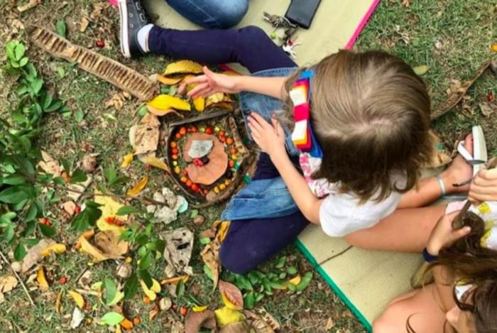 Alunos da Escola Habitat aprendem valores sustentáveis desde pequenos