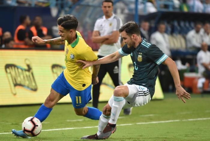 O futebol da seleção brasileira não empolga há tempos