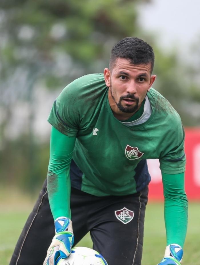 Marcos Felipe será titular pelo Fluminense