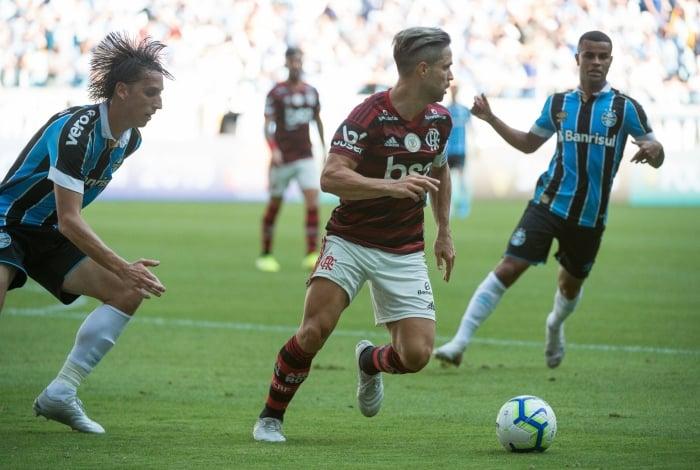 Flamengo e Grêmio