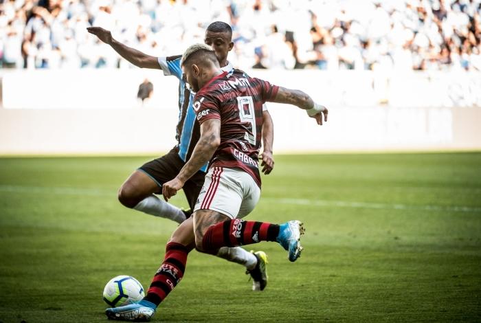 GrêmioxFlamengo