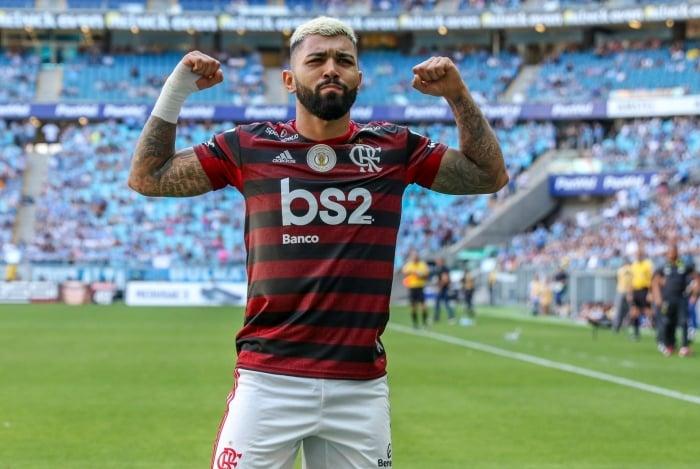 Artilheiro da Libertadores, com sete gols, Gabigol é a esperança da torcida na busca pelo bi