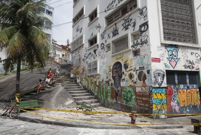 Crime aconteceu em outubro de 2018 na Pedra do Sal, Centro do Rio