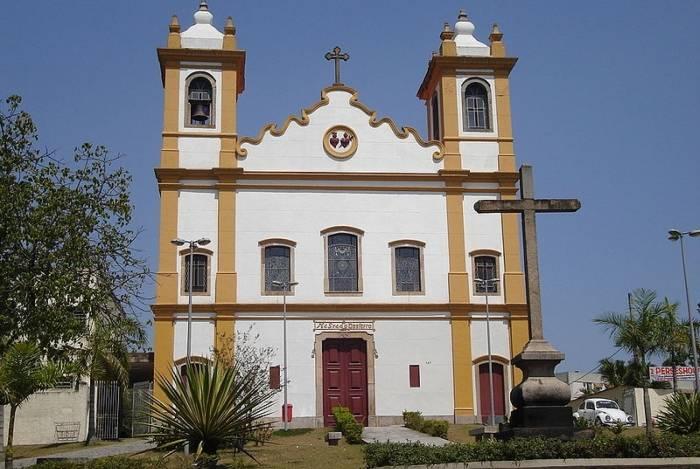 Igreja Nossa Senhora do Desterro: o bairro se desenvolveu ao redor dela