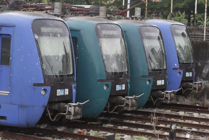 Os 40 trens chineses retirados por falhas na fabricação da caixa de tração voltam a circular