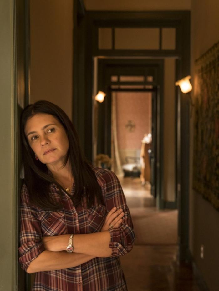 Adriana Esteves em 'Amor de mãe'