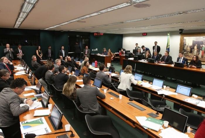 CCJ da Câmara dos Deputados