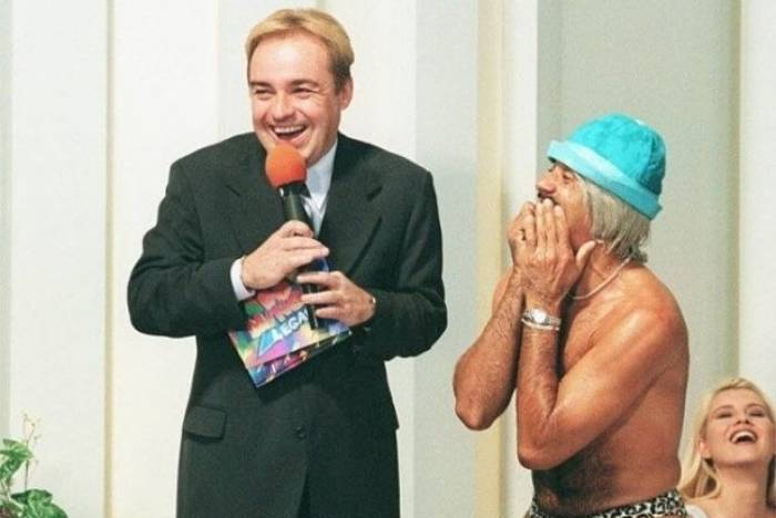 Gugu Liberato com Tiririca