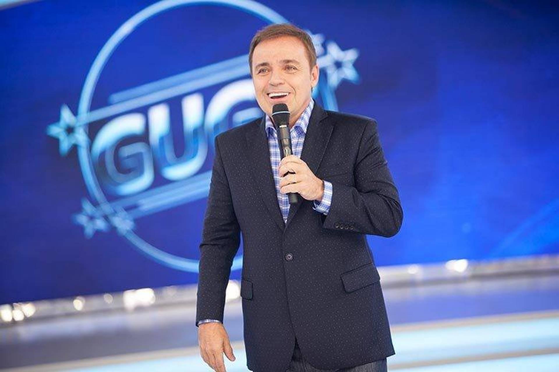Resultado de imagem para Estado de Gugu é irreversível, informa apresentador Amaury Jr