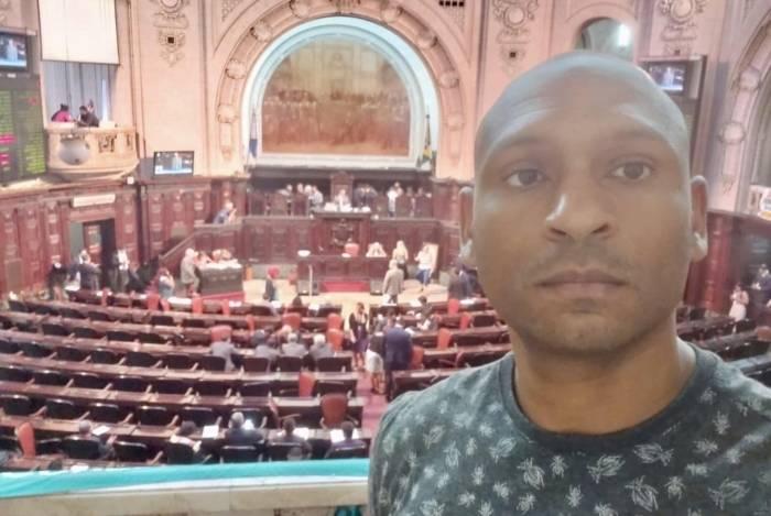 Alexandre, da Associação de Personal Trainers do Estado, revela preocupação com a situação dos colegas