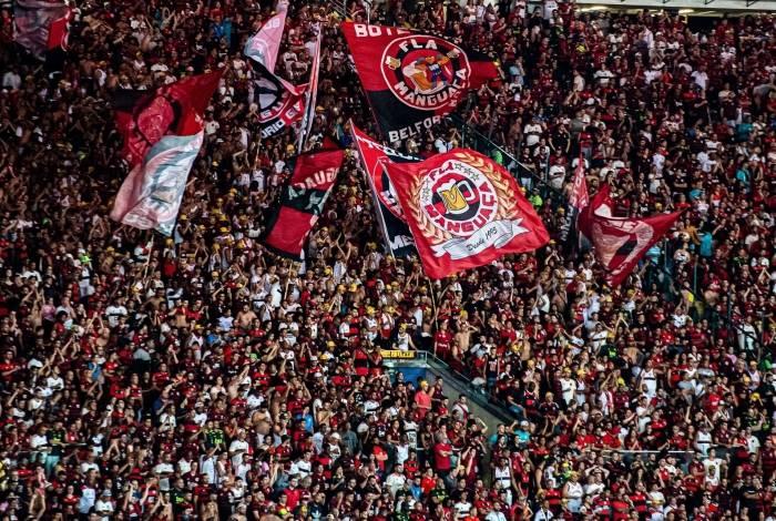 Flamengo x Vasco - Campeonato Brasileiro 2019 - 13.11.2019 Paula Reis/Flamengo