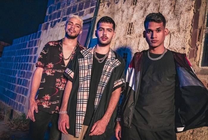 JS, DJ Pedro Sampaio e Felipe Original