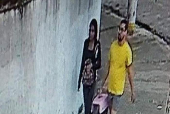Casal abandonou e ainda agrediu uma gata com filhotes na Taquara, nesta sexta-feira