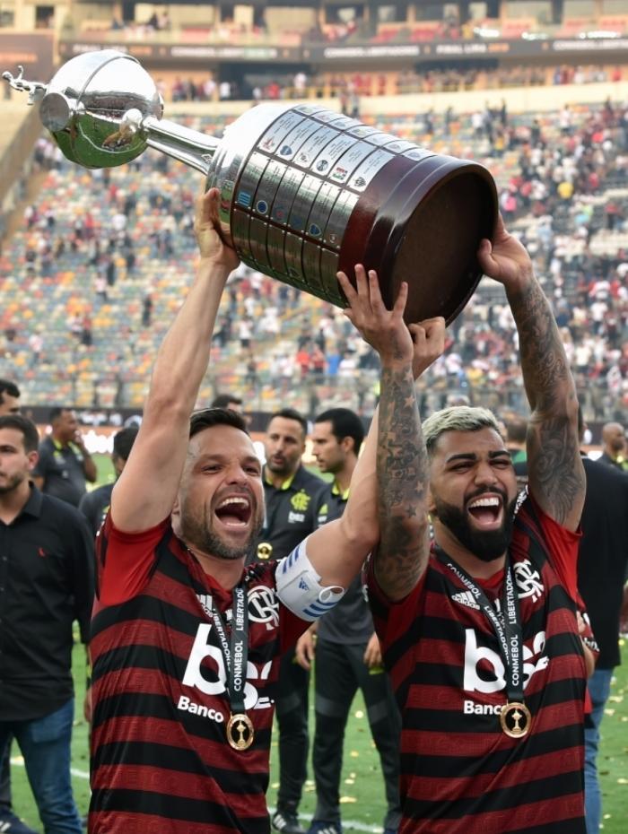 Flamengo faturou o título da Libertadores