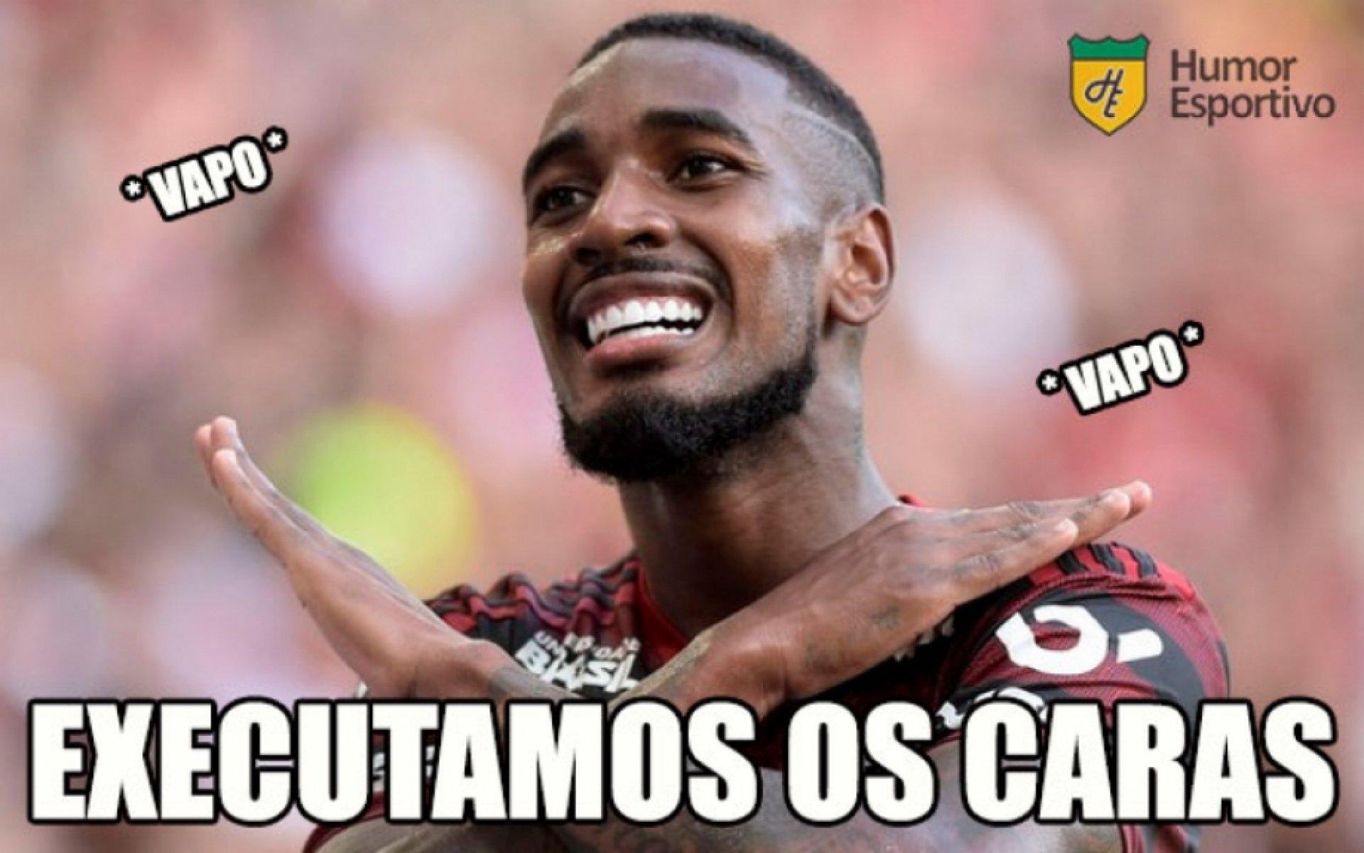 Torcida Do Flamengo Vai à Loucura Na Internet Veja Memes