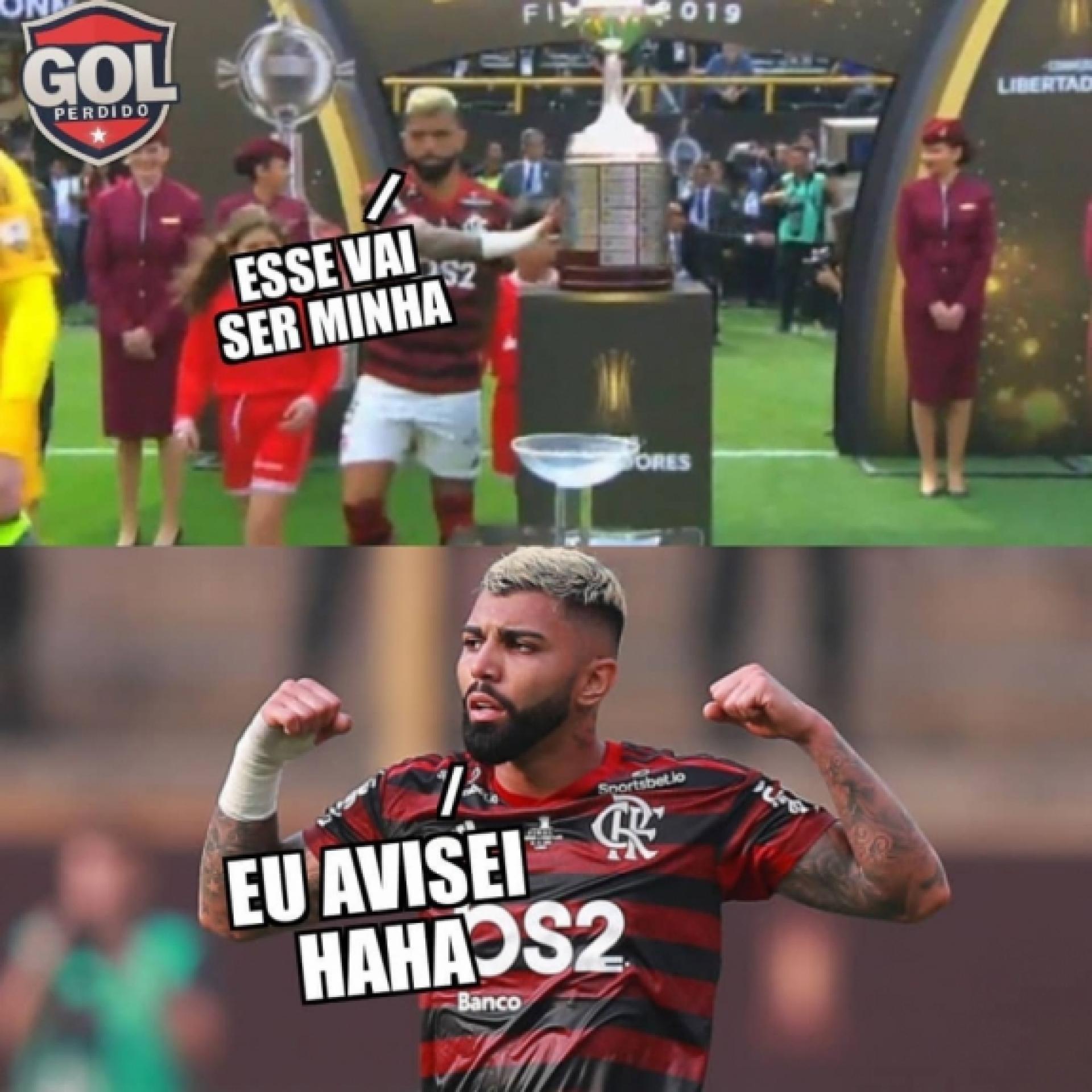 Torcida Do Flamengo Vai à Loucura Na Web Com Título Da