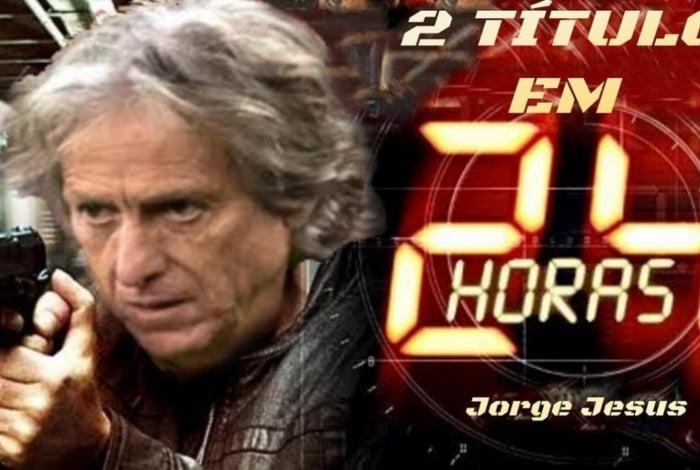 Torcida do Flamengo lota Web de memes após conquista do Brasileirão