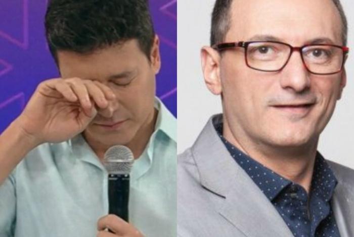 Rodrigo Faro e Britto Jr