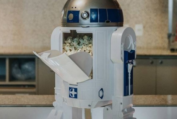 Procon notificou Cinemark por combo com balde de pipocas de Star Wars de R$ 471