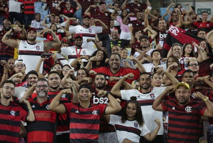 27/11/2019 - FLAMENGO X CEARA - Flamengo reencontra a torcida rubro-negra, nesta quarta-feira, no Maracana, pela 35a rodada do Brasileirao.  Foto: Daniel Castelo Branco / Agencia O Dia