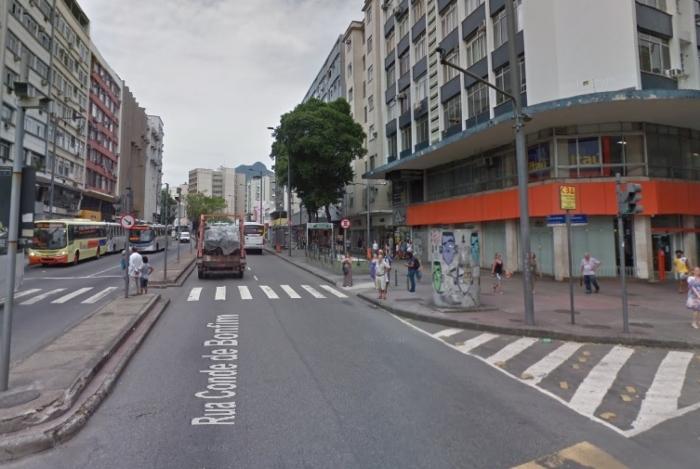 Tentativa aconteceu na rua Conde de Bonfim, na Tijuca, Zona Norte