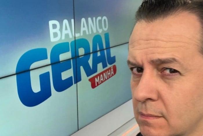 Celso Zucatelli retornou à Record este ano