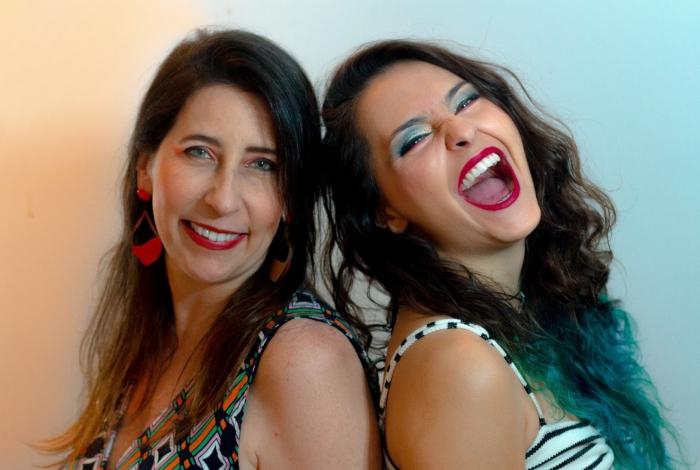 Deborah Levy e Paola Matos