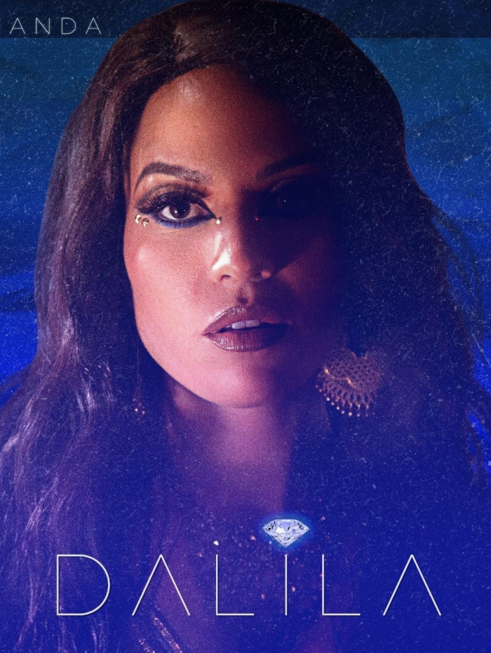 Ananda encarna Dalila em novo videoclipe