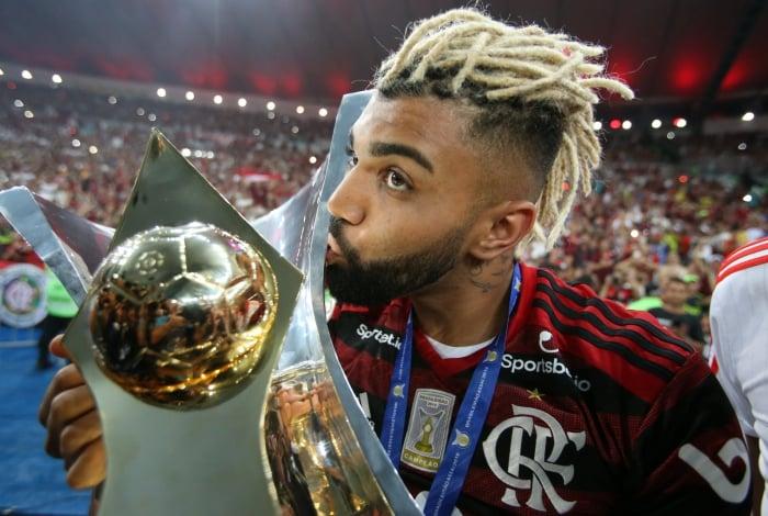 Gabigol deve permanecer no Flamengo em 2020