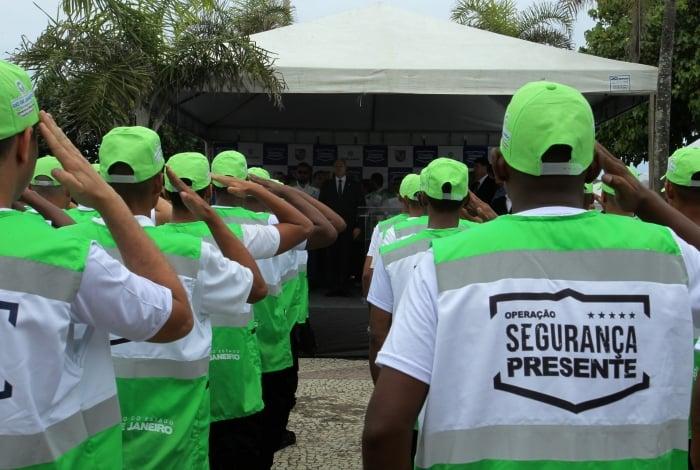 Operação Segurança Presente inaugura base no Grajaú e em Vila Isabel