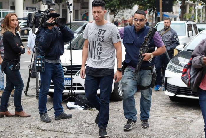 Rio, 29/11/2019, Polícia Civil realiza operação contra PMs que extorquiam comerciantes, foto de Gilvan de Souza / Agencia O Dia