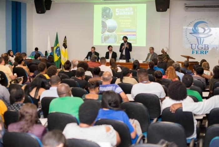 Tema da Conferência abordou crescimento com sustentabilidade