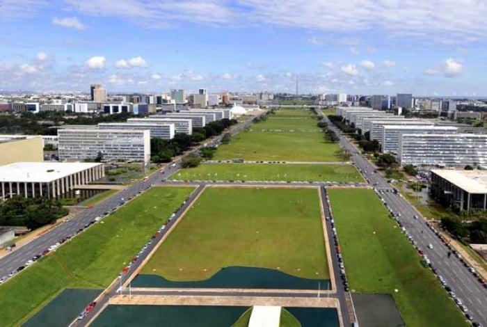 Encontro para debater a recuperação fiscal será quarta-feira, na Esplanada dos Ministérios, em Brasília