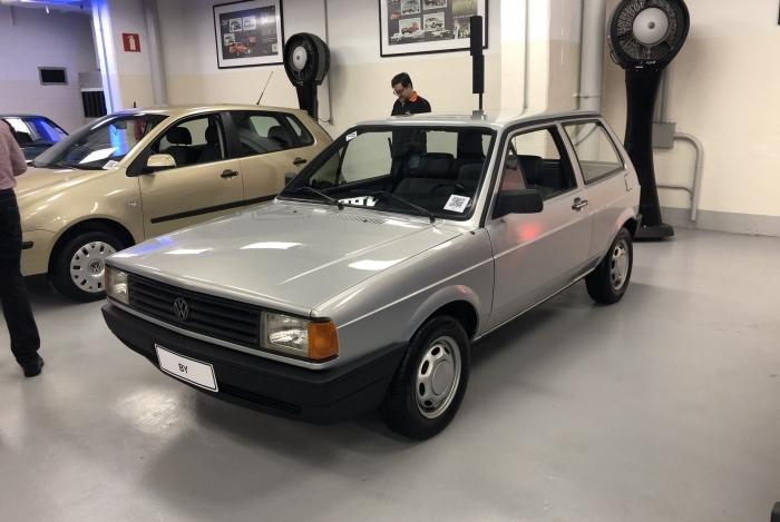 Modelo compacto foi mostrado durante apresentação da linha GTS de Virtus e Polo