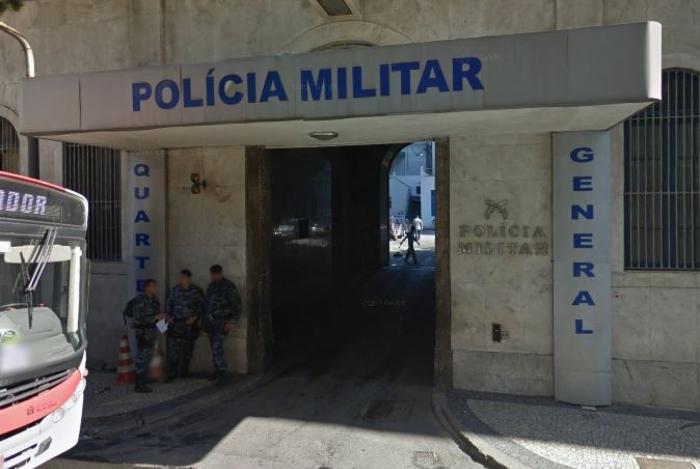 Quartel General da Polícia Militar do Rio de Janeiro