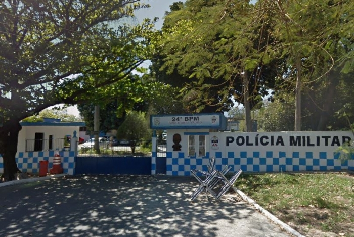 24ºBPM (Queimados) realizou a ação em parceria com a 50ªDP (Itaguaí)