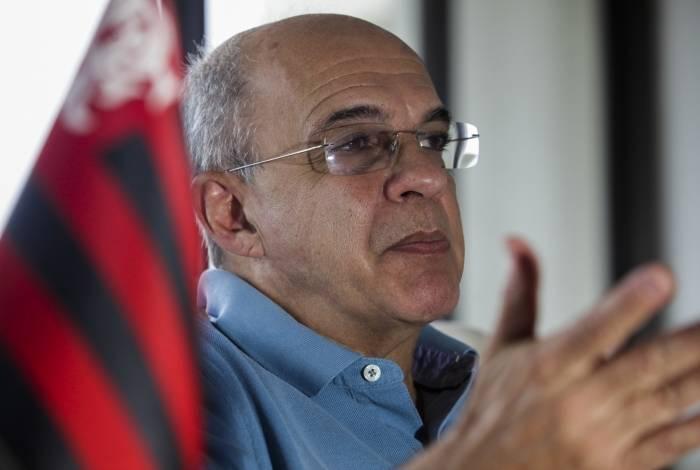 Eduardo Bandeira de Mello fez um ótimo trabalho nas finanças do Flamengo