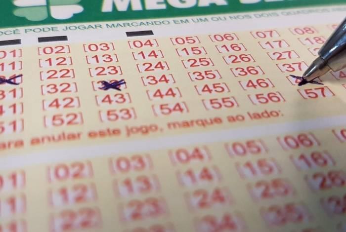 Mega-Sena acumulou e pode pagar R$ 39 milhões